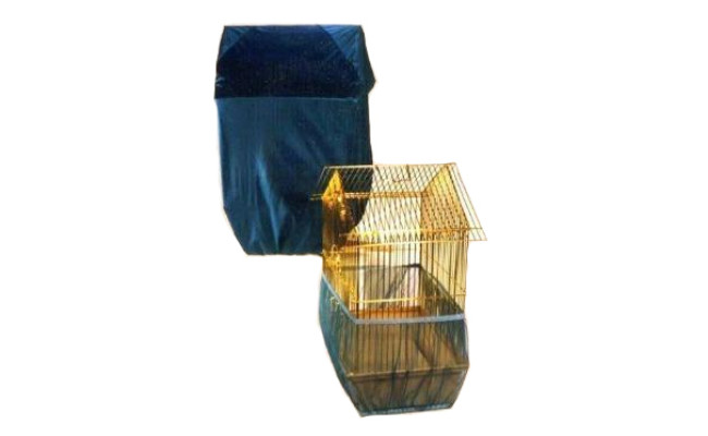 sheer guard bird cage cover