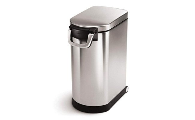 simplehuman Large Pet Food Storage Can