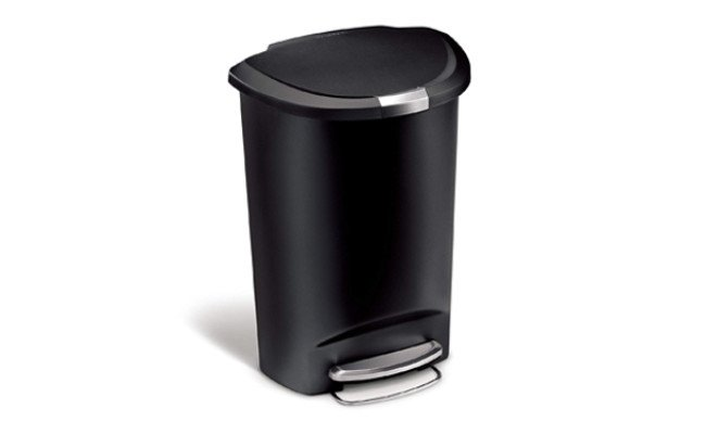 simplehuman dog trash can