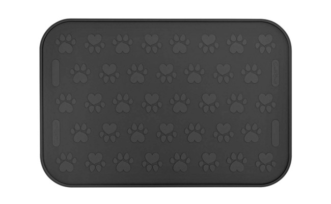 smithbuilt dog food mat