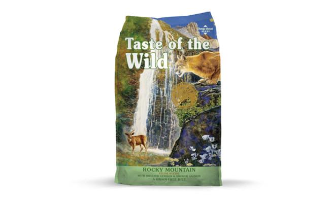 taste of the wild indoor cat food