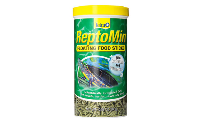 tetra reptomin floating turtle food