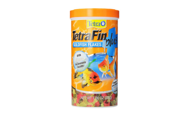 tetrafin goldfish food