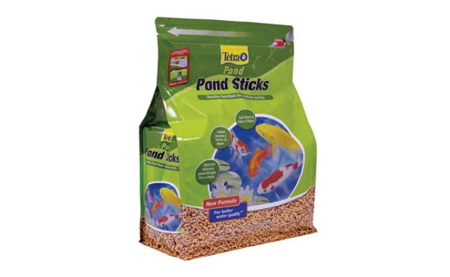 tetrapond goldfish food