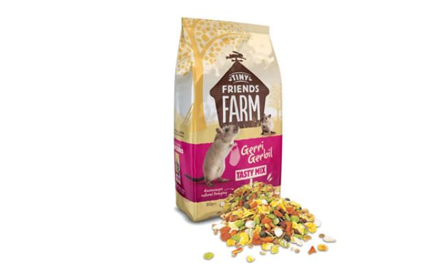 tiny friends farm gerbil food