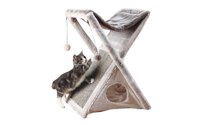 trixie cat hammock