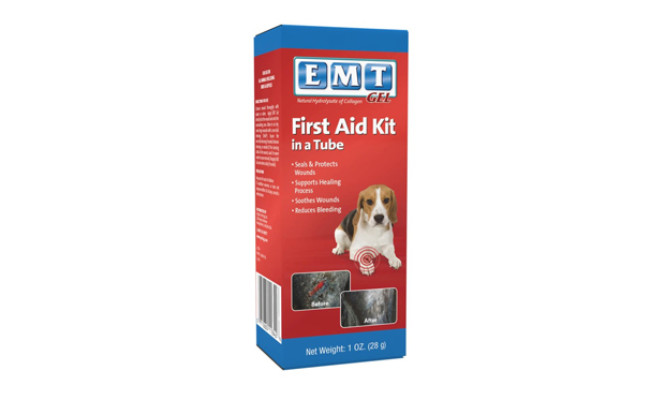 trophy first aid gel for dogs