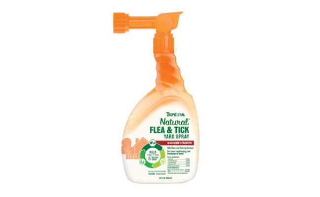 tropiclean flea killer
