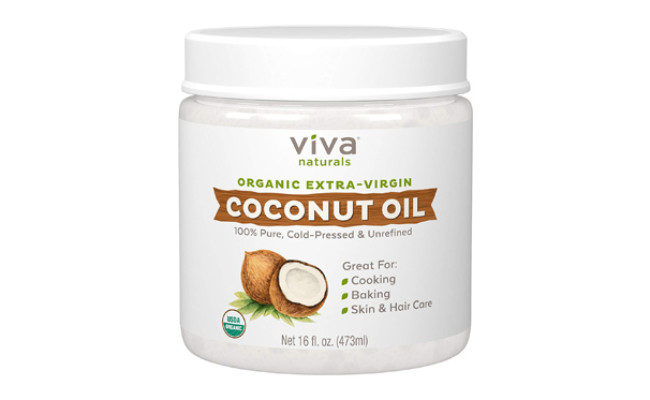 viva naturals coconut oil for dogs