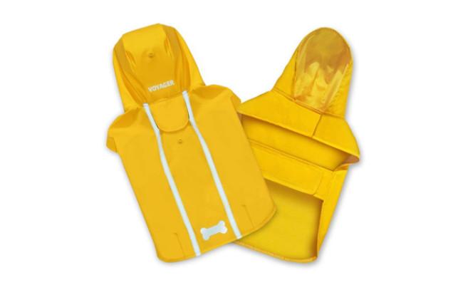 voyager dog raincoat