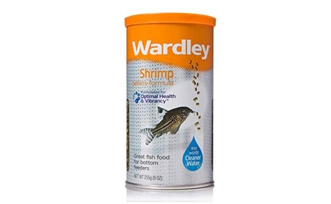 wardley shrimp fish food
