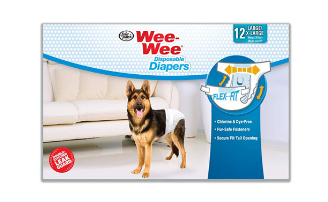 wee wee disposable diapers