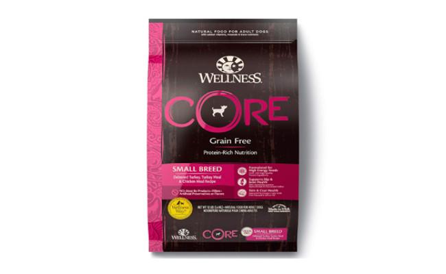 wellness core dry dog food