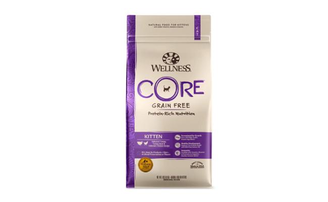wellness core grain free kitten food