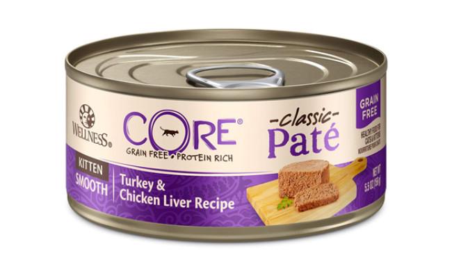 wellness core kitten pate