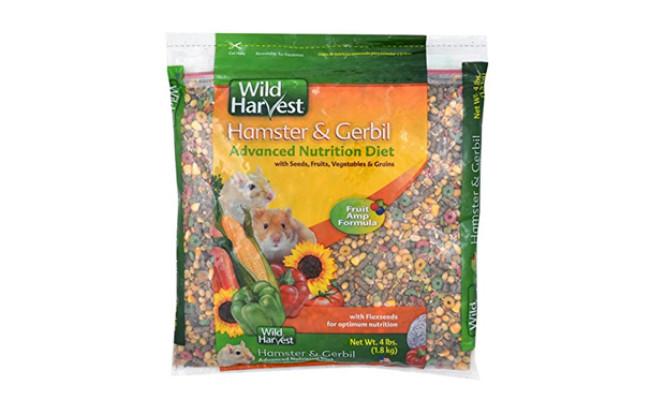 wild harvets gerbil food