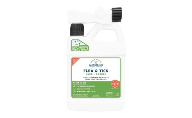 wondercide flea killer