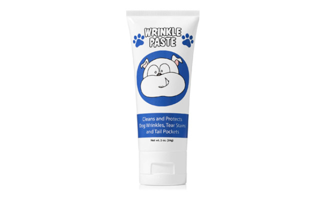 wrinkle paste dog tear stain remover