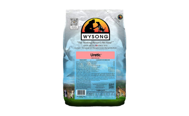wysong urinary tract health cat food