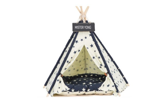yongs tent bed