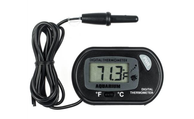 zacro aquarium thermometer